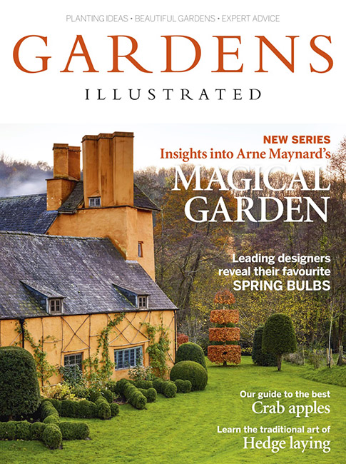 BBC GARDENS ILLUSTRATED