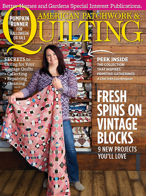 AMERICAN PATCHWORK & QUILTING