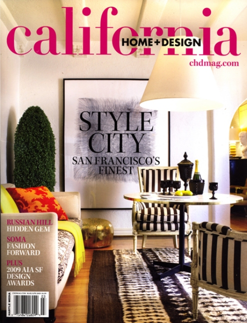 CALIFORNIA HOME & DESIGN