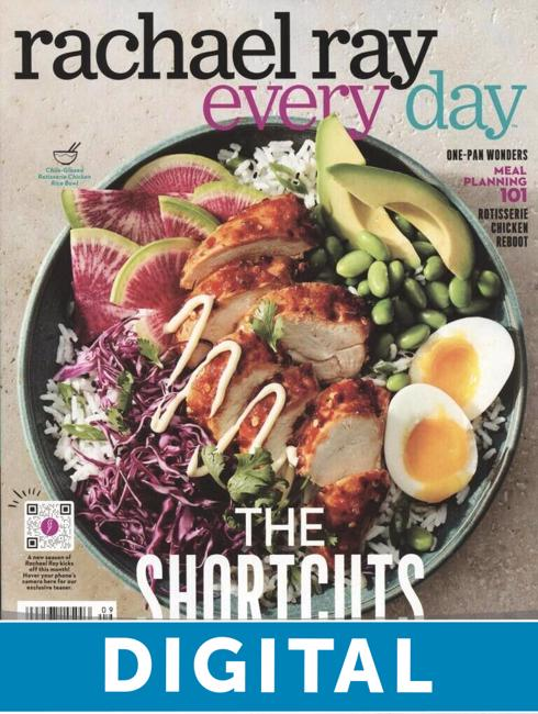 EVERY DAY WITH RACHAEL RAY DIGITAL EDITION