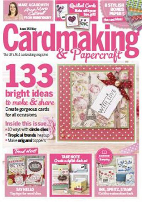 CARDMAKING & PAPERCRAFTS