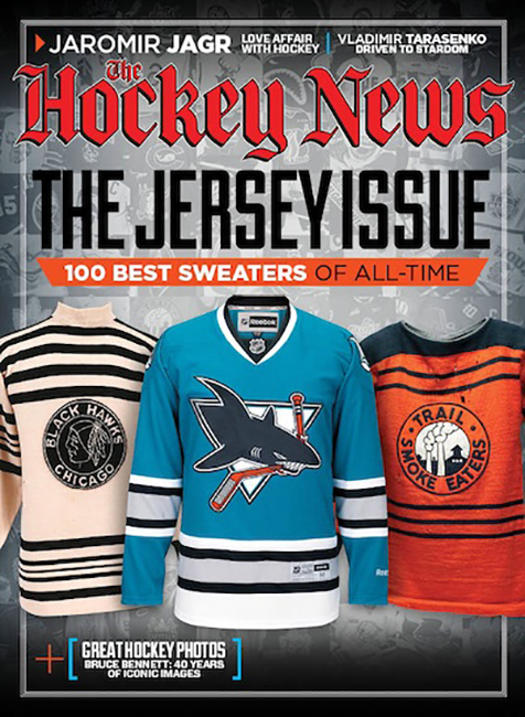 THE HOCKEY NEWS (US)