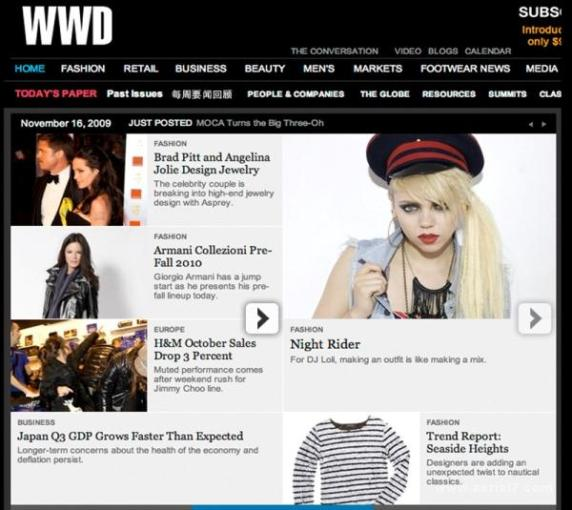 WWD.COM DIGITAL EDITION