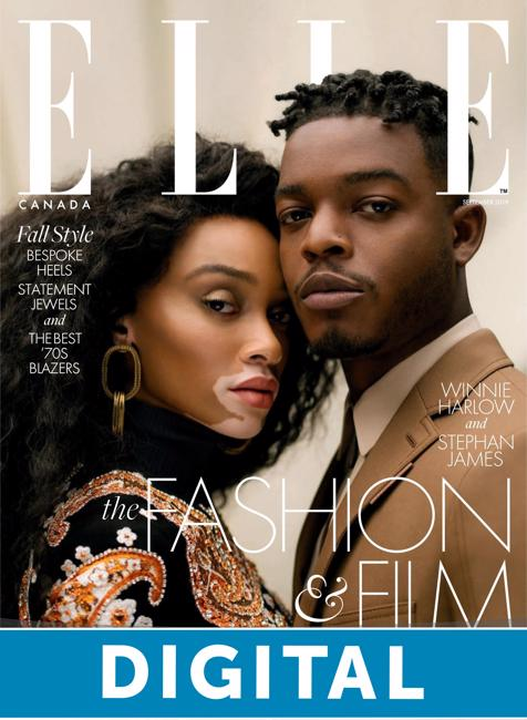ELLE CANADA DIGITAL EDITION