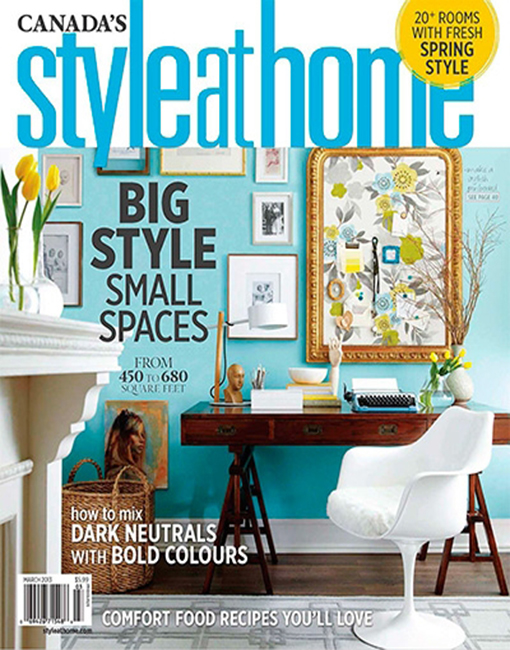 STYLE AT HOME DIGITAL EDITION (CANADIAN)