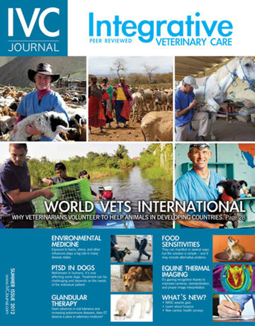 INTEGRATIVE VETERINARY CARE JOURNAL - IVC JOURNAL
