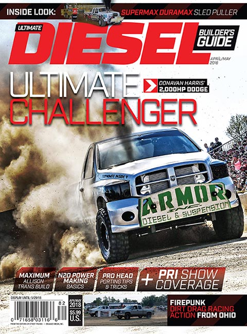 ULTIMATE DIESEL BUILDER'S GUIDE
