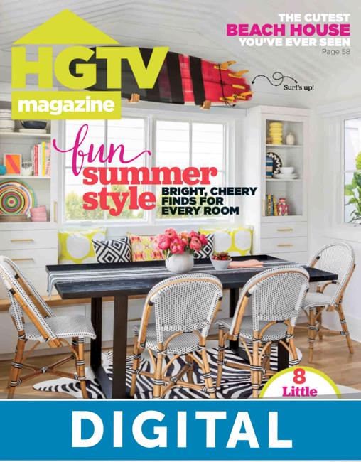 HGTV MAGAZINE DIGITAL