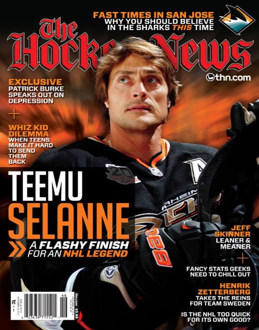THE HOCKEY NEWS DIGITAL EDITION (US)