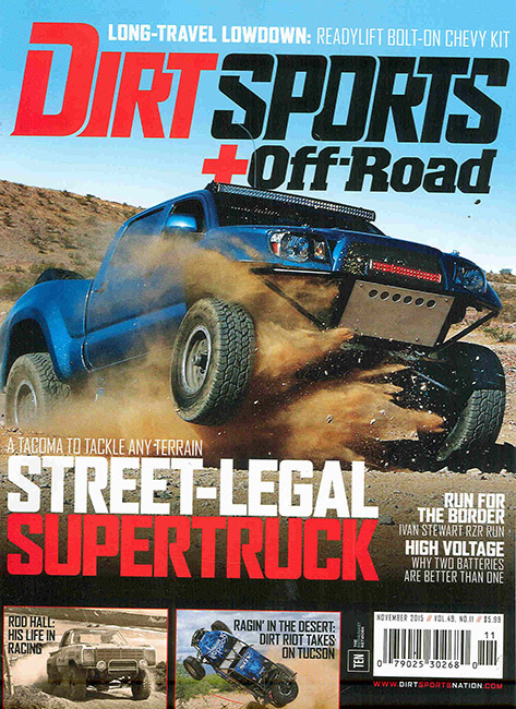 DIRT SPORTS & OFF ROAD