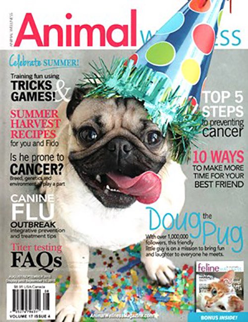 ANIMAL WELLNESS MAGAZINE DIGITAL EDITION