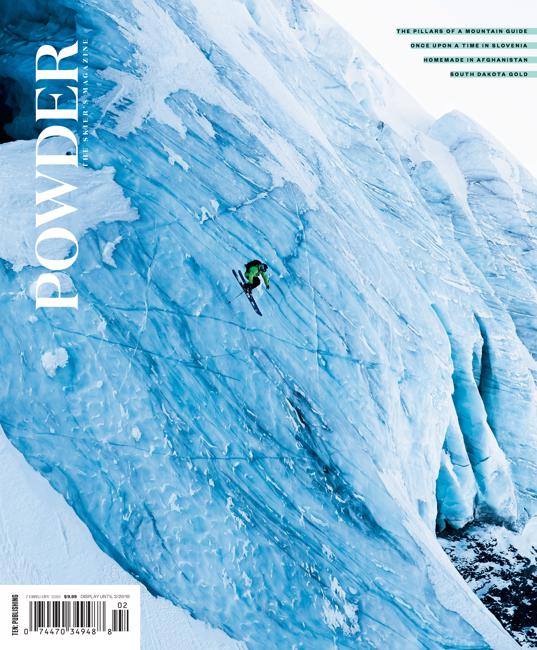 POWDER, THE SKIER'S MAGAZINE
