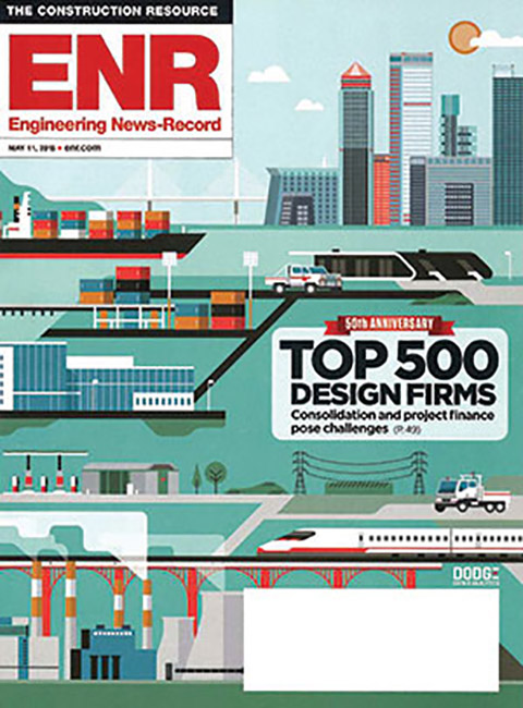 ENGINEERING NEWS RECORD (ENR)
